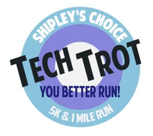 Tech Trot logo color